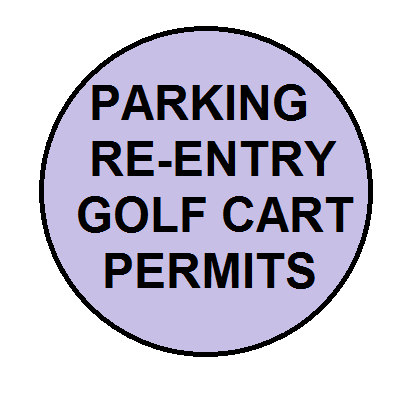 parking and re-entry permits image