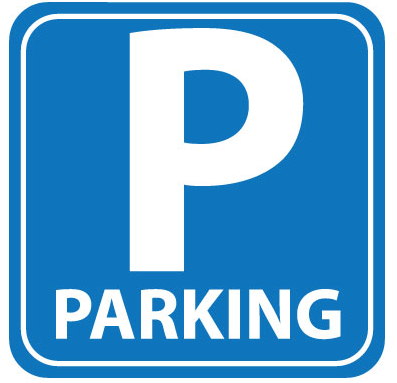 Where is your CB parking decal valid?