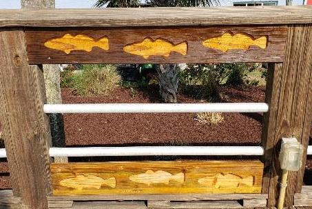 boardwalk fish fence layout